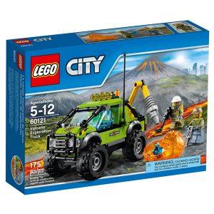 lego 60121 vulkan utforskningsbil