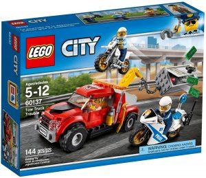lego 60137 trubbel med bargningsbil