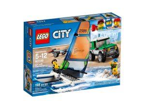 lego 60149 terrangbil med katamaran