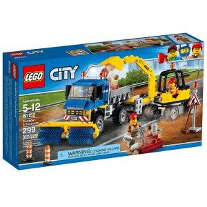 lego 60152 sopmaskin och gravmaskin