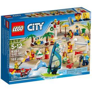 lego 60153 figurpaket kul pa stranden