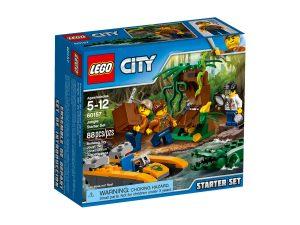 lego 60157 djungel startset