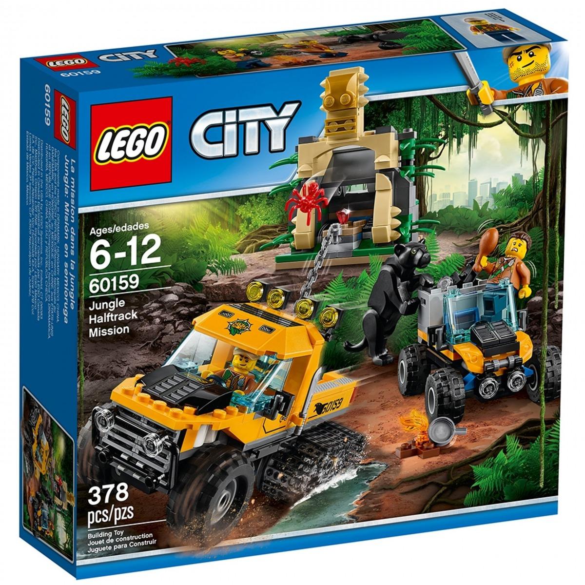 lego 60159 djungel uppdrag med halvbandvagn scaled