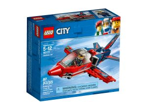 lego 60177 flyguppvisningsjet