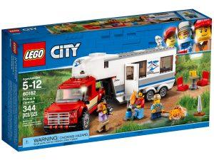lego 60182 pickup och husvagn