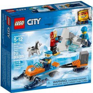 lego 60191 arktiskt utforskningsteam