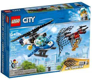 lego 60207 luftpolisens dronarjakt