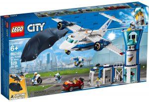 lego 60210 luftpolisens flygbas