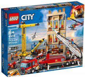 lego 60216 brandkaren i centrum
