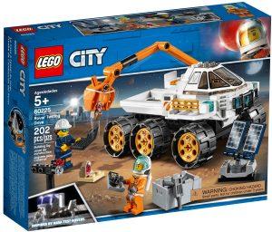 lego 60225 testkorning av rover