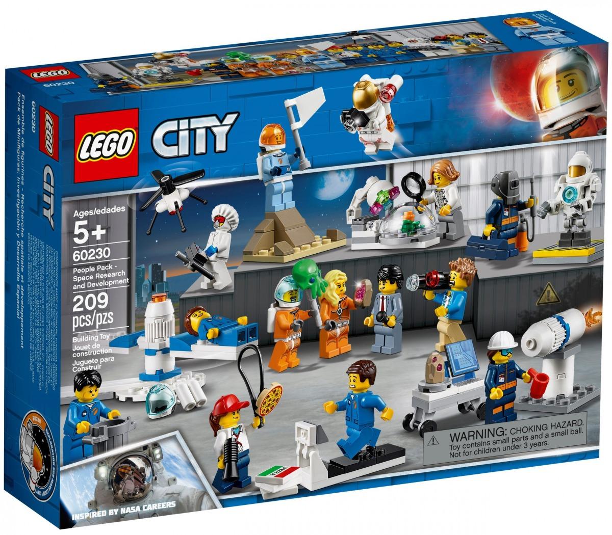 lego 60230 figurpaket rymdforskning och utveckling scaled