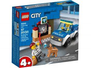 lego 60241 polisens hundenhet