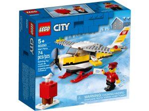 lego 60250 postflygplan
