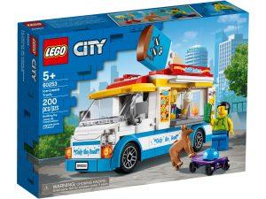 lego 60253 glassbil