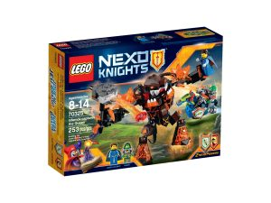 lego 70325 infernox fangar drottningen