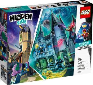 lego 70437 mystiska slottet