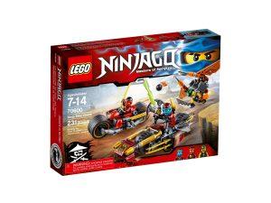lego 70600 ninjacykeljakt