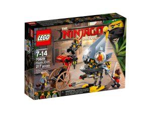 lego 70629 pirayans attack