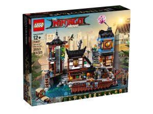 lego 70657 ninjago city hamnen