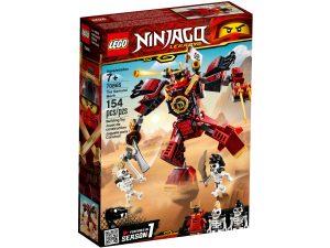 lego 70665 samurais robot