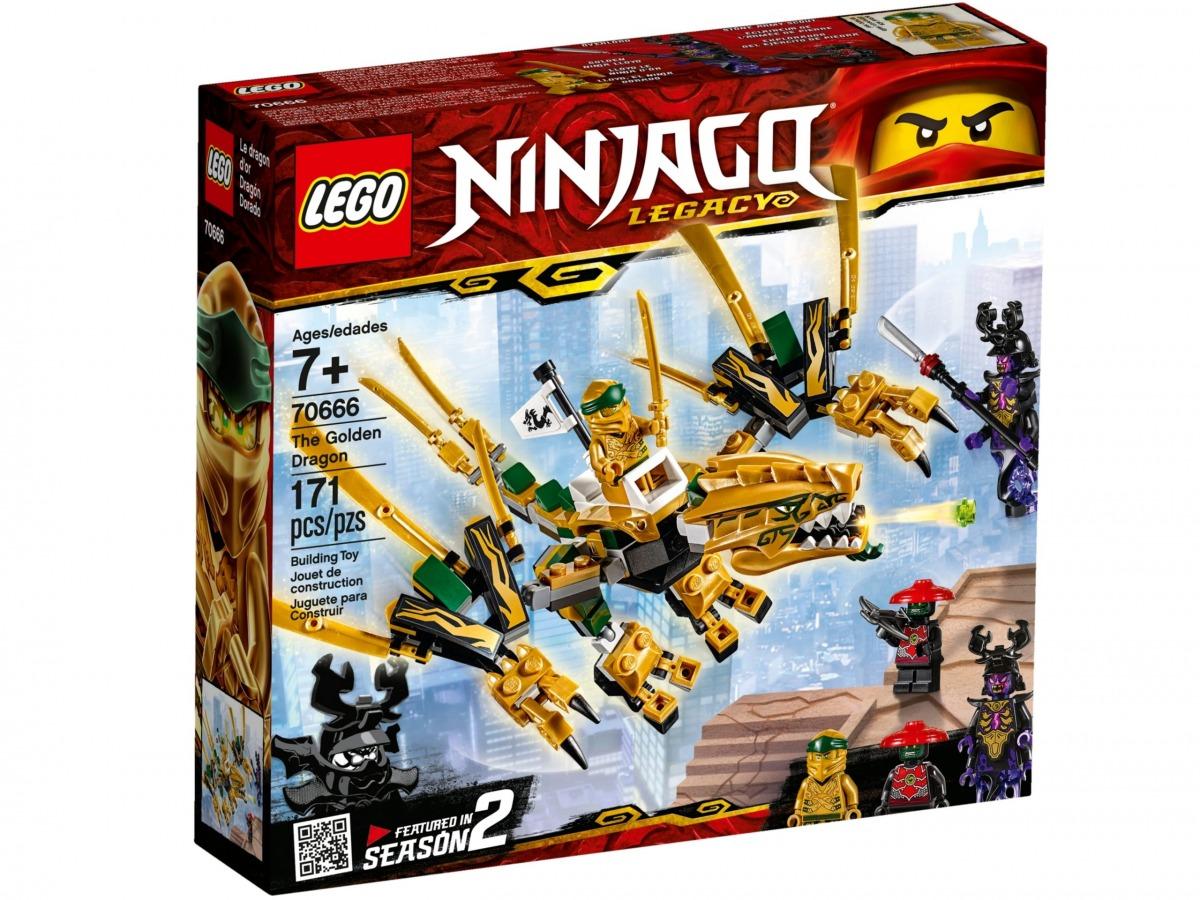 lego 70666 den gyllene draken scaled