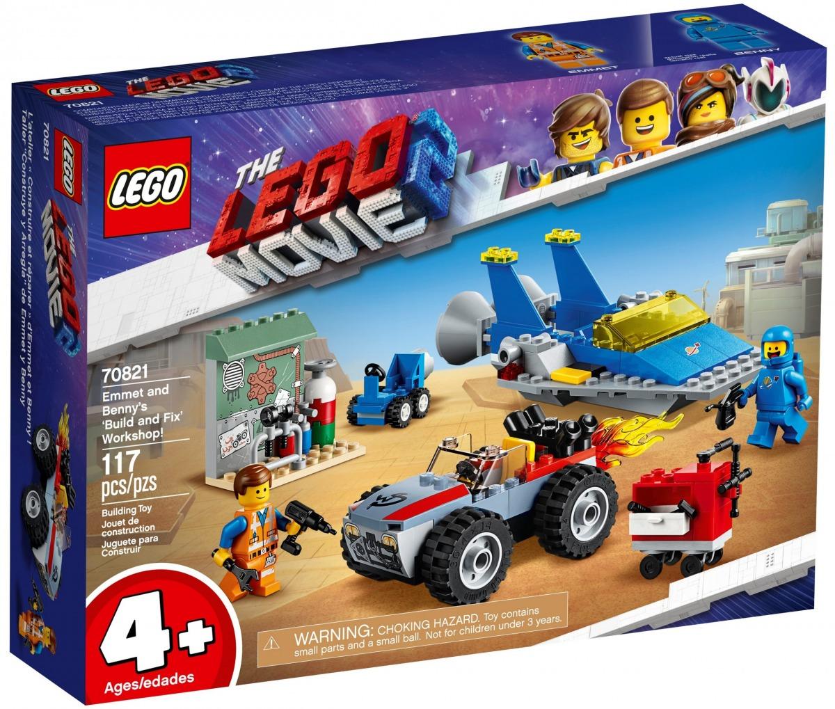 lego 70821 emmet och bennys bygg och fixa verkstad scaled