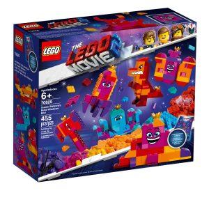 lego 70825 drottning wembryrsis bygg allt lada