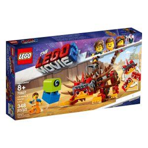 lego 70827 ultrakatty krigar lucy