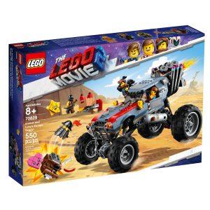 lego 70829 emmet och lucys flyktbuggy