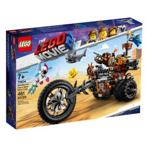 lego 70834 metallskaggets heavy metal trike