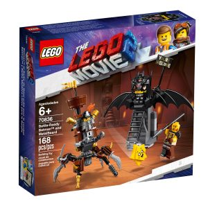 lego 70836 metallskagget och batman redo for strid