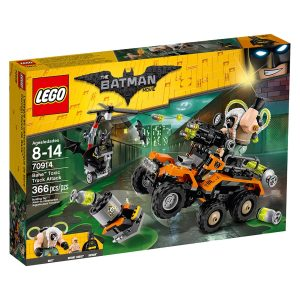 lego 70914 bane attack med giftbilen