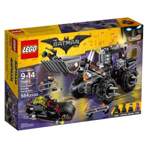 lego 70915 two face dubbelrivning