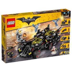 lego 70917 den ultimata batmobilen