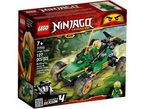 lego 71700 djungelskovlare