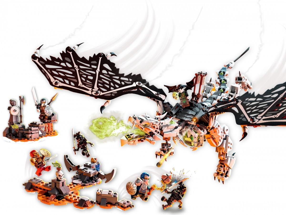 lego 71721 dodskallemagikerns drake scaled