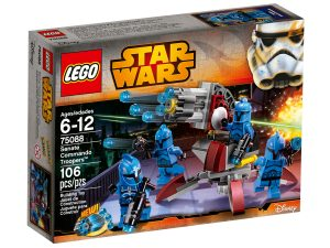 lego 75088 senate commando troopers