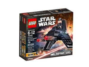 lego 75163 krennics imperial shuttle microfighter