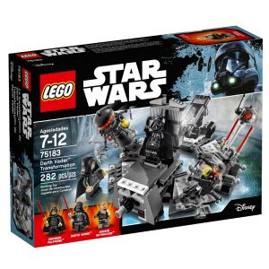 lego 75183 darth vader transformation