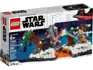 lego 75236 duel on starkiller base