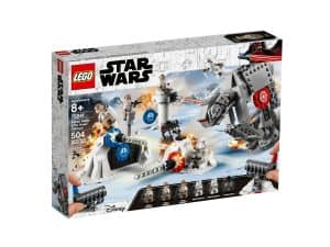 lego 75241 action battle echo base defense