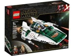 lego 75248 resistance a wing starfighter