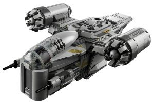 lego 75292 the mandalorian bounty hunter transport