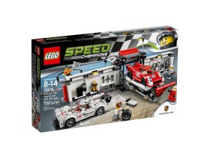 lego 75876 depa med porsche 919 hybrid och porsche 917k