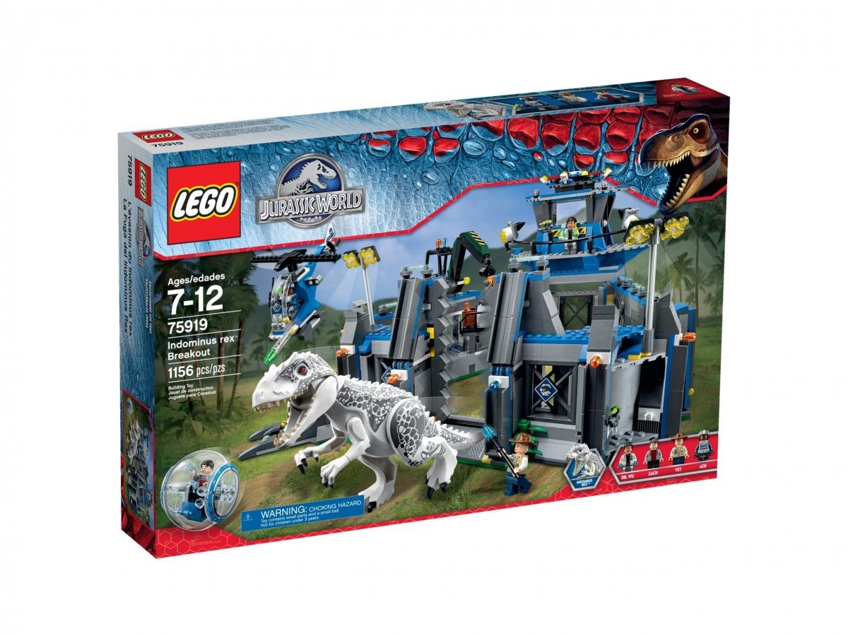 lego 75919 indominus rex rymning scaled
