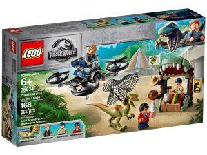 lego 75934 dilophosaurus pa fri fot