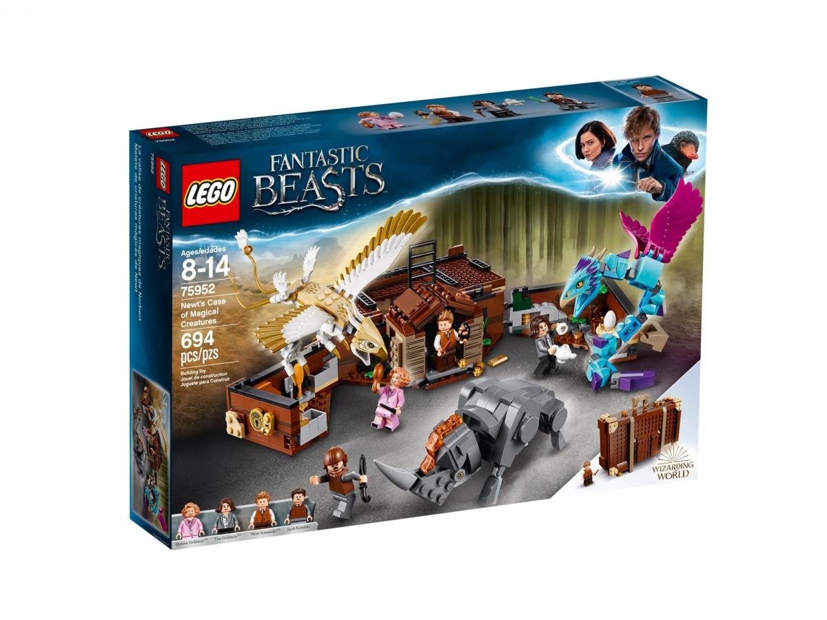 lego 75952 newts vaska med magiska varelser scaled