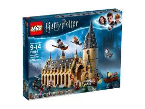 lego 75954 stora salen pa hogwarts