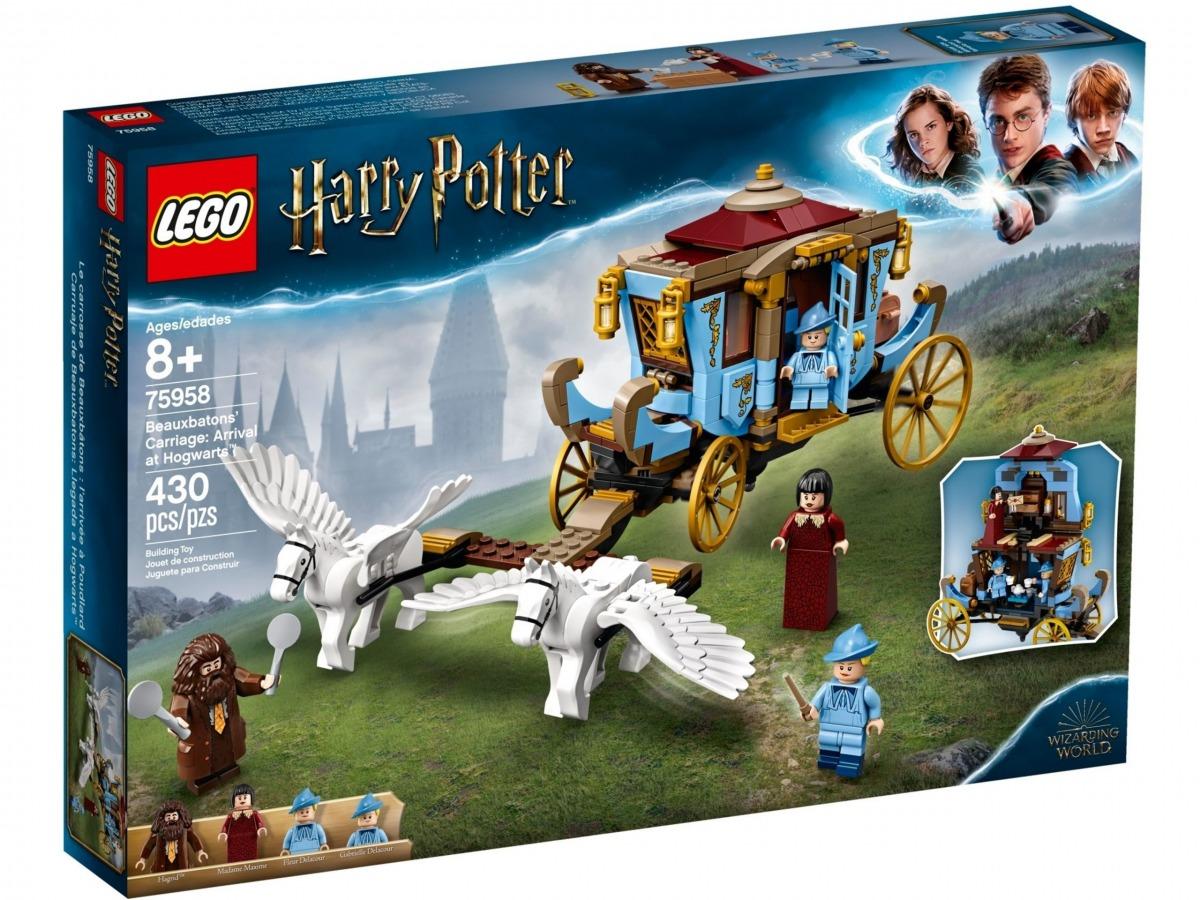 lego 75958 beauxbatons vagn ankomsten till hogwarts scaled