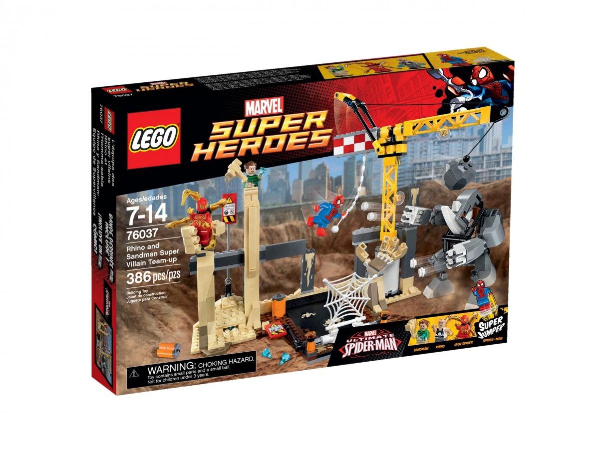 lego 76037 superskurkarna rhino och sandman scaled